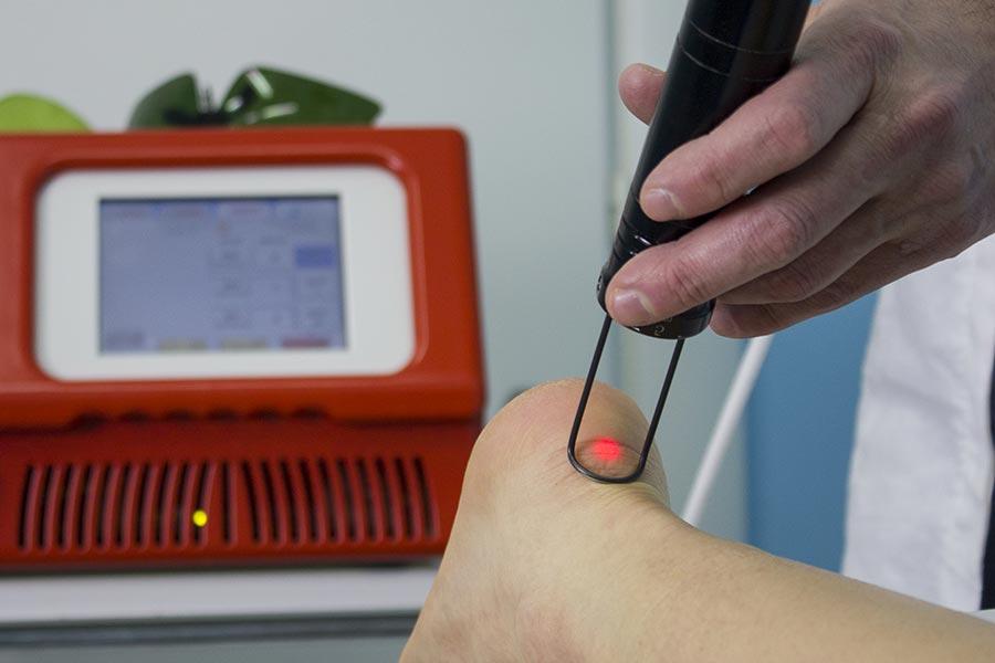 Terapie Strumentali - Laserterapia