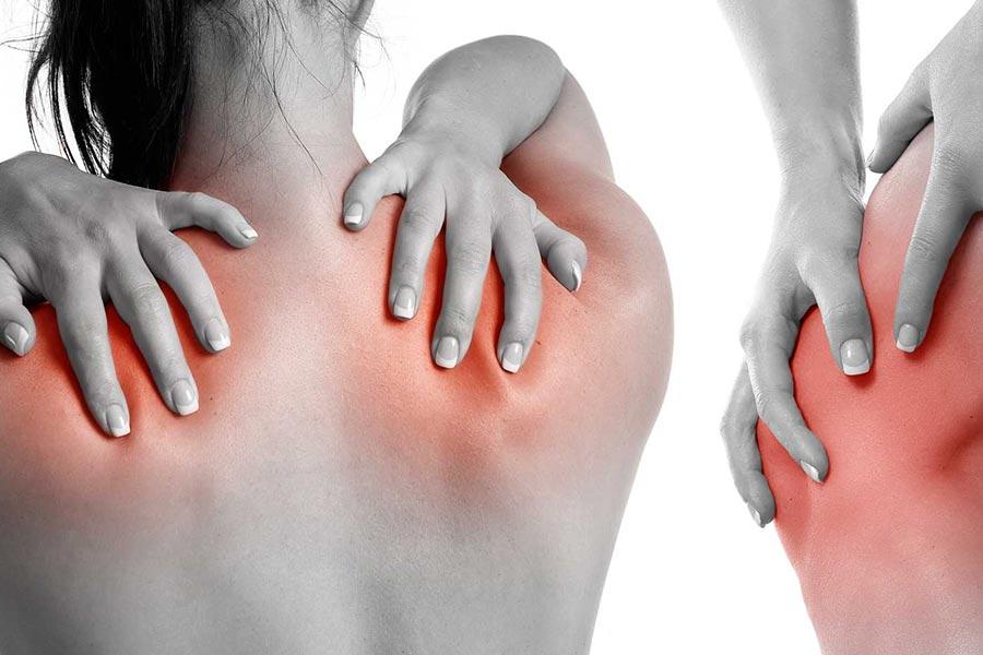Dolori e infiammazioni - Terapia Ultrasuoni